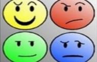 بازتاب روانی و رفتاری مزاجهای مختلف
