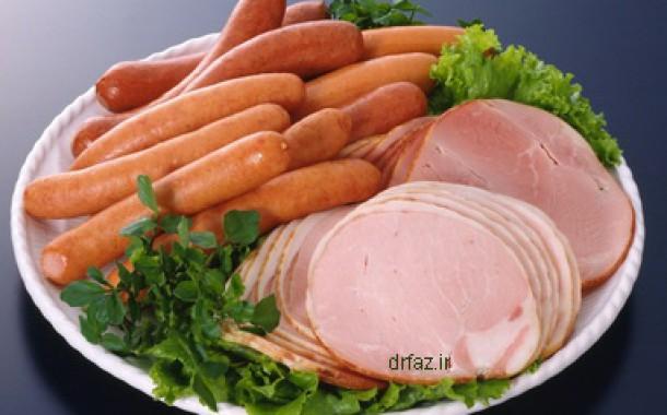 خوراکی های مضر و خطرناك