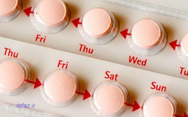 قرص های جلوگیری از بارداری و سکته مغزی