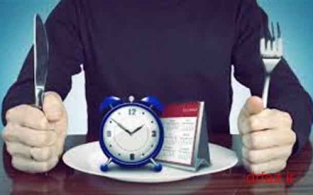 ضعف روزه داری و طب سنتی