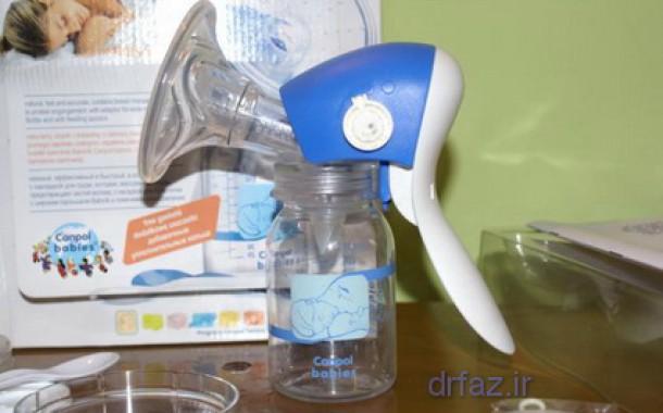 دوشیدن شیر مادر چگونه و چه زمانی