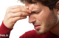 بادکش پیشانی درمان سردرد سینوزيت میگرن