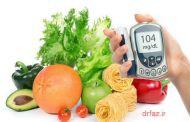 غذای دیابتی شاخص قند خون